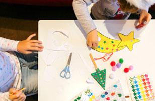 Educação Infantil - Um Espaço de Criatividade